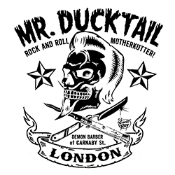 Mr Ducktail
