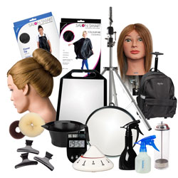 Hairstyling Tools and Accessories