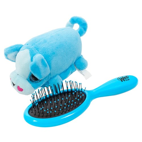 WetBrush Plush Brush Detangling Hair Brush Puppy