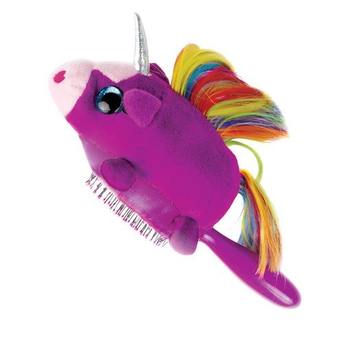 WetBrush Plush Brush Detangling Hair Brush Unicorn