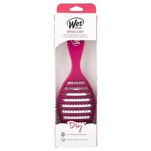 WetBrush Speed Dry Hair Brush Pink Pacakge