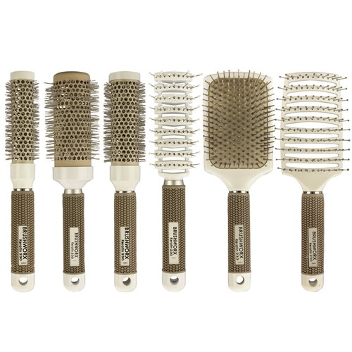 Brushworx Keratin 230 Vent Hair Brush