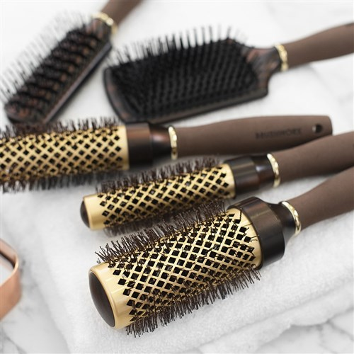 Brushworx Brazilian Bronze Vent Hair Brush