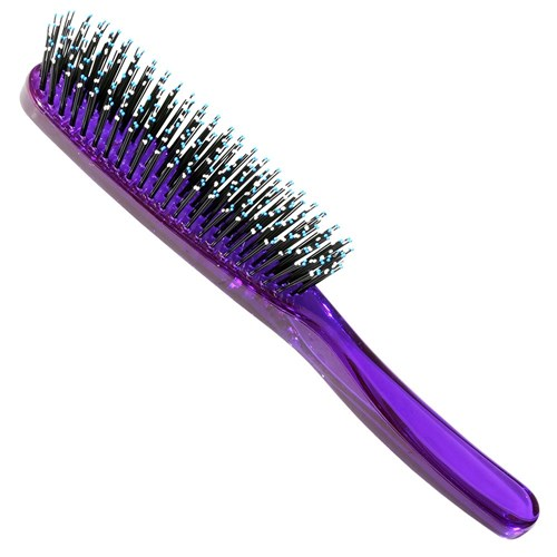 Taylor Madison by Brushworx Soft and Smooth Brush - Purple
