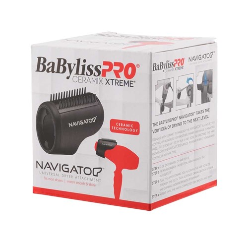 BaBylissPRO Navigator Universal Hair Dryer Attachment