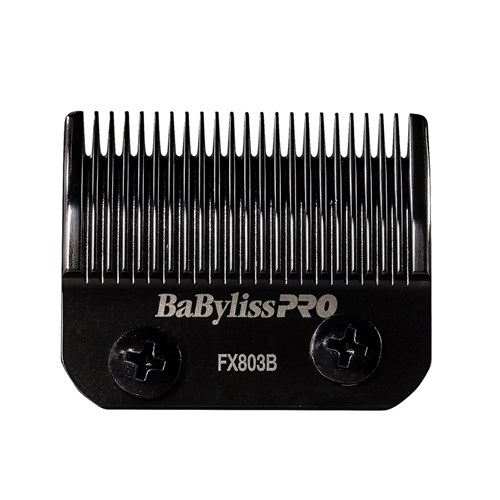 BaBylissPRO Replacement Hair Clipper Taper Blade Black FX803B