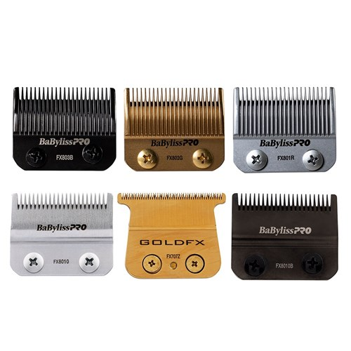 BaBylissPRO Replacement Hair Clipper Taper Blades