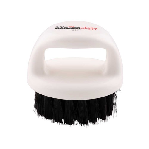 BaBylissPRO Barberology Fade Knuckle Brush White