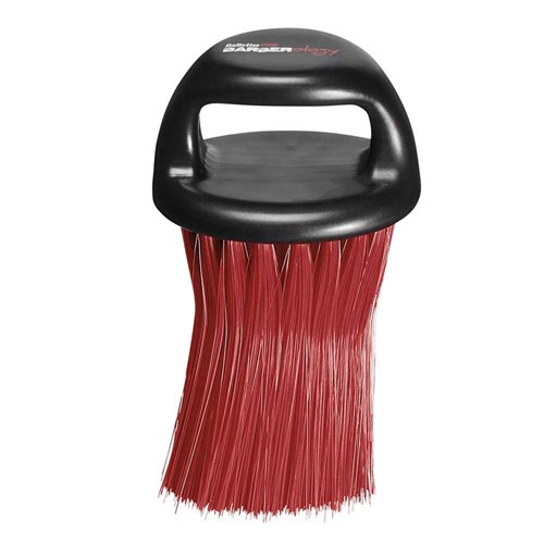 BaBylissPRO Barberology Neck Duster Knuckle Brush Red
