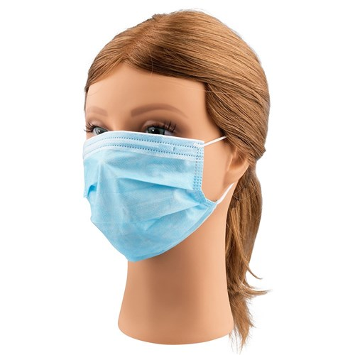 Disposable Face Masks Prevent Airborne Virus