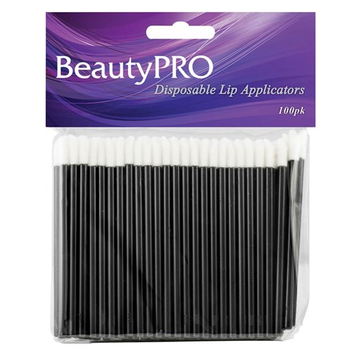 BeautyPRO Disposable Lip Applicators 100pk