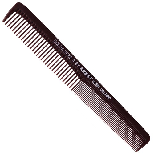 Krest Goldilocks No. 4 Basin Comb - 18cm