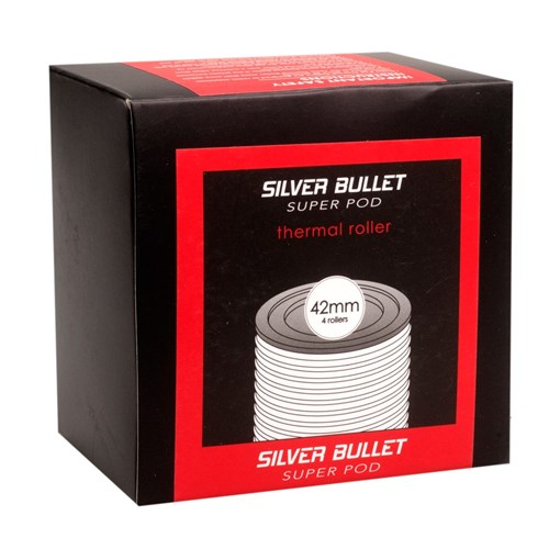 Silver Bullet Super Pod Large Thermal Hair Rollers