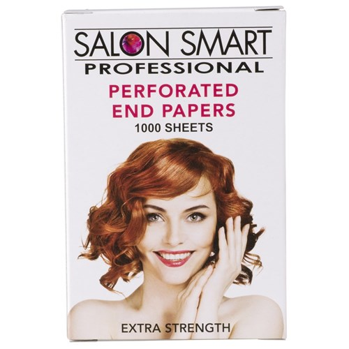 Salon Smart Perforated Ends Papers