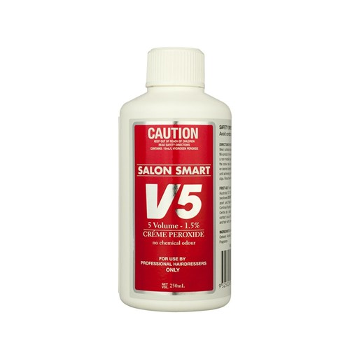 Salon Smart 5 Volume Peroxide - 250ml