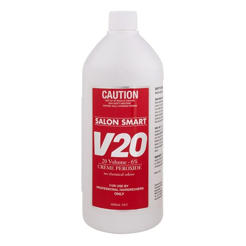 Salon Smart 20 Volume Peroxide - 990ml
