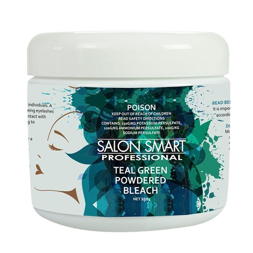 Salon Smart Green Powdered Hairdressing Bleach