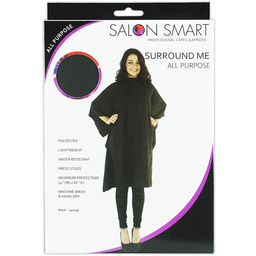 Salon Smart Surround Me All Purpose Hairdressing Cape