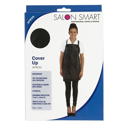 Salon Smart Cover Up Hairdressing Apron