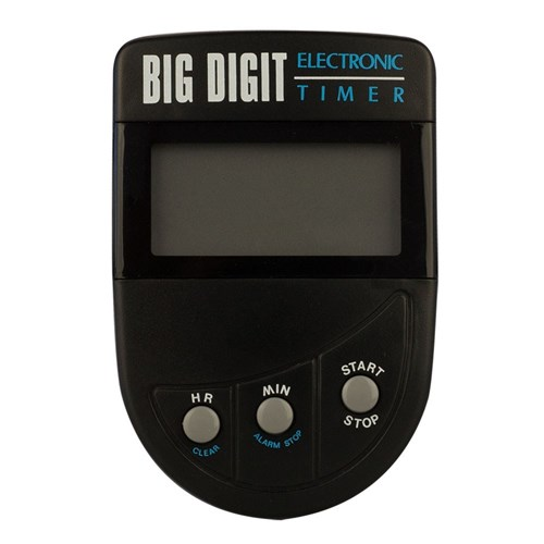 Dateline Professional Big Digit Electronic Timer