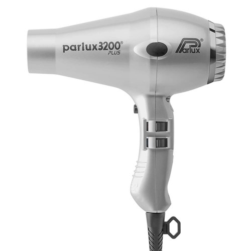 Parlux 3200 Plus Hair Dryer Silver