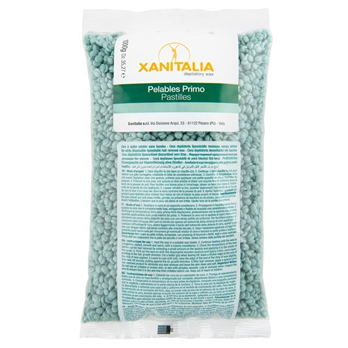 Xanitalia Pelables Stripless Wax Aloe Vera
