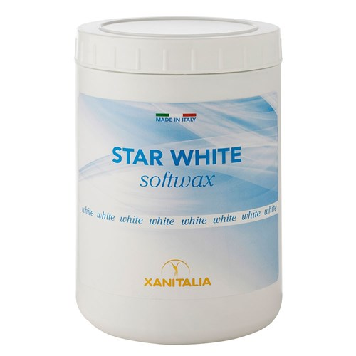 Xanitalia Soft Wax White 1L