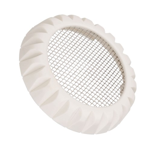 Parlux 385 Advance Hair Dryer Filter Cover White