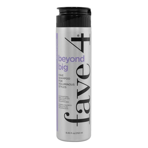 fave4 Beyond Big Shampoo