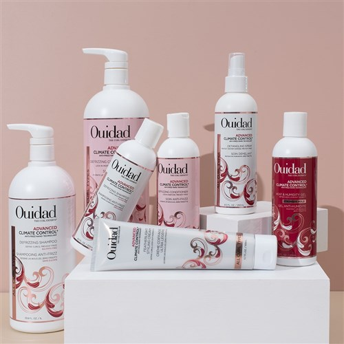 Ouidad Advanced Climate Control Heat and Humidity Gel Stronger Hold