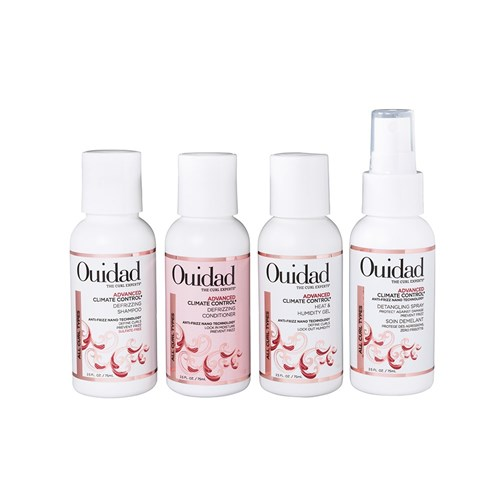 Ouidad Advanced Climate Control Anti Frizz Travel Set