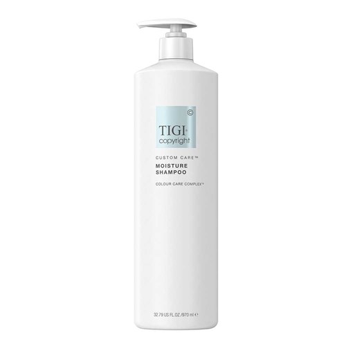 TIGI Copyright Custom Care Moisture Shampoo 970ml