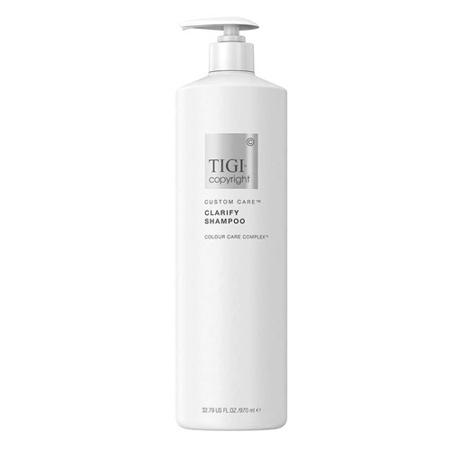 TIGI Copyright Custom Care Clarifying Shampoo