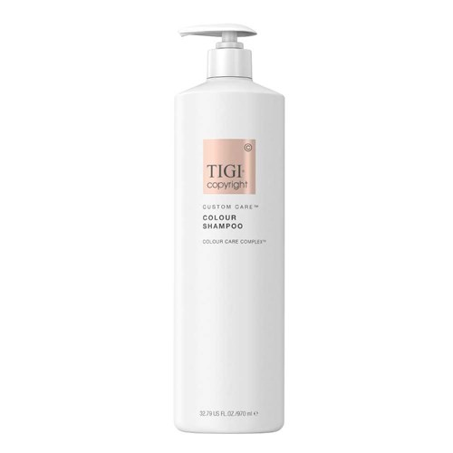 TIGI Copyright Custom Care Colour Shampoo 970ml