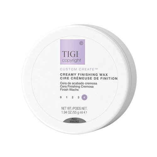 TIGI Copyright Custom Create Creamy Finishing Wax